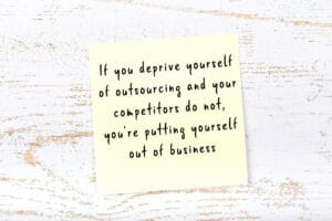 Outsource quote